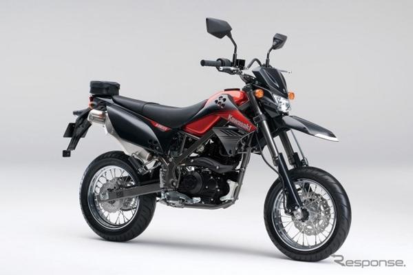 川崎摩托十月发售两款新外观车型