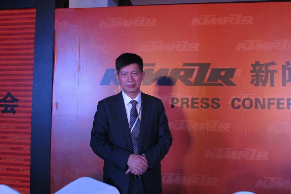 春风朱向阳:携手KTM,两大文化品牌崛起中国