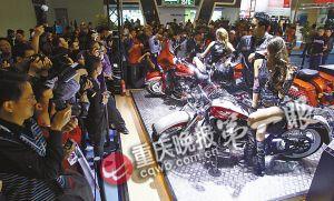 第12届中国摩博会落幕采购商抛出上亿美元大单