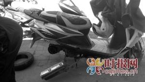 不辜负青春,20岁重庆女孩骑踏板摩托进西藏