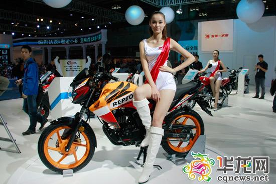 本月17日第十二届中国国际摩托车博览会将在渝举办