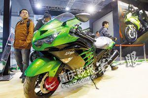排量近1.8升售价49.8万元――重庆摩博会第一眼