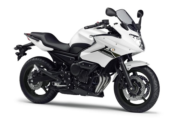 Yamaha 2014'XJ6 Diversion 欧洲版