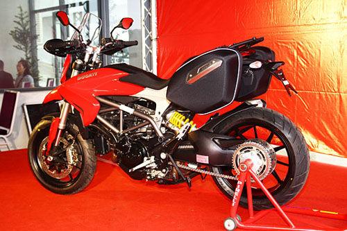 跨界休旅全新DucatiHyperstrada昨日台湾发表