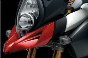 2014'DL1000 V-Strom局部细节(15张)
