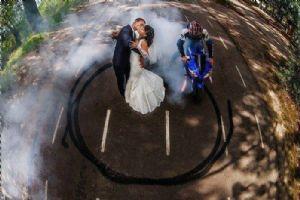 超赞!拍摄婚纱不用干冰的方法