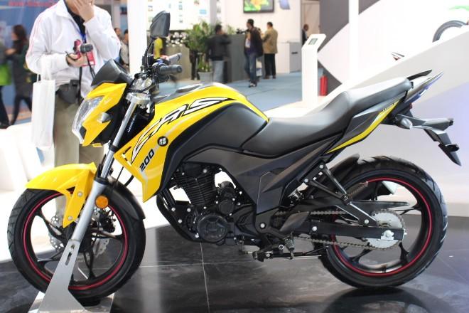 隆鑫CR5LX200-12
