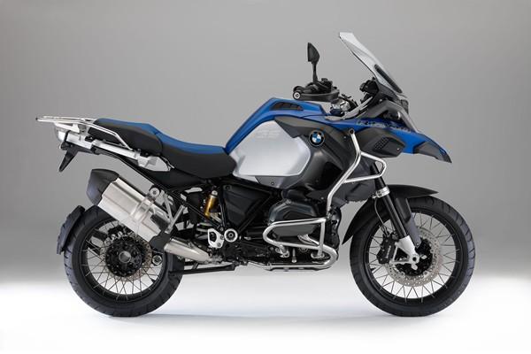 BMW发布2014'R1200GSAdventure探险版