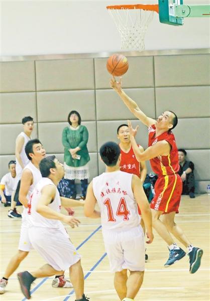 篮球争霸建设雅马哈夺魁