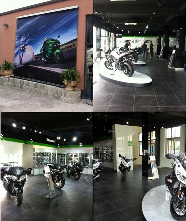 上海川崎旗舰店十月六号正式开业