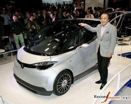 日本雅马哈进军汽车市场用摩托车技术生产汽车