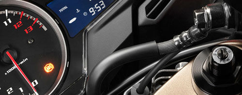 Honda推出新款2014VFR800F