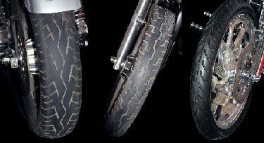 如何选择巡航摩托车轮胎