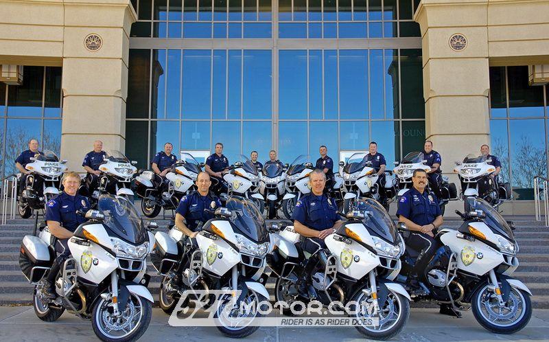 BMW警用摩托车大集合