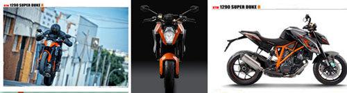 KTM1290SuperDukeR试骑报告