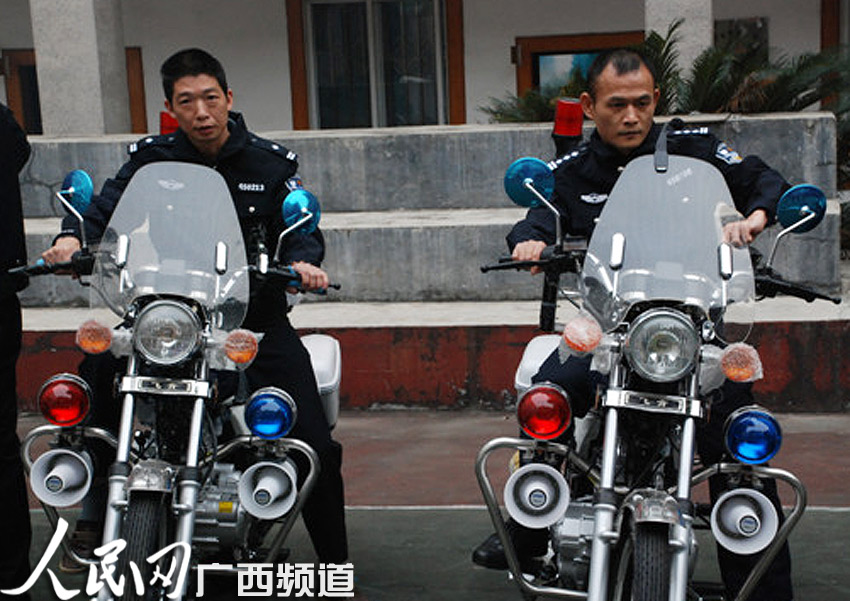 贺州向基层配发18辆警用澳门美高梅娱乐手机版