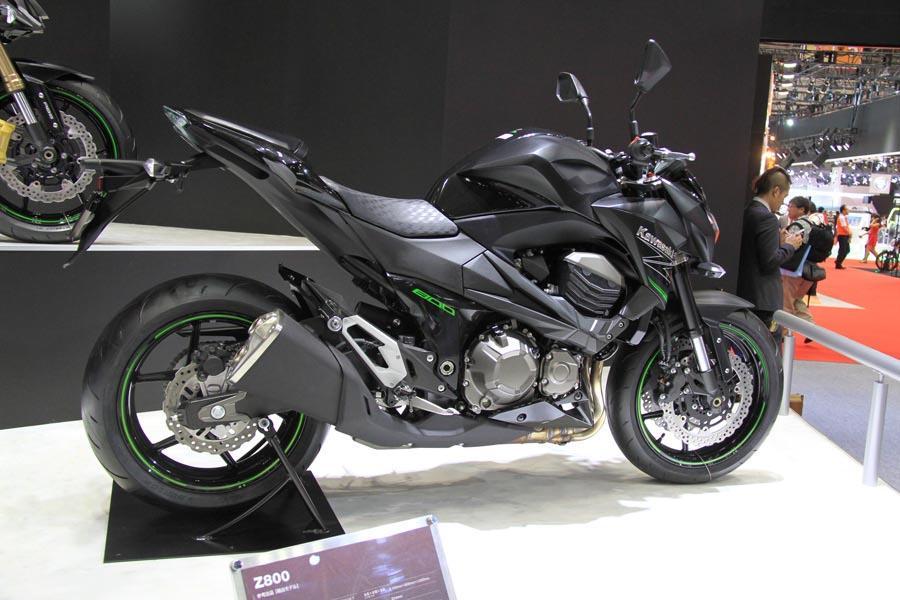 2013东京车展高清摩托车大图