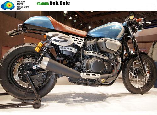 yamaha xv950r变奏曲 怀旧cafe racer