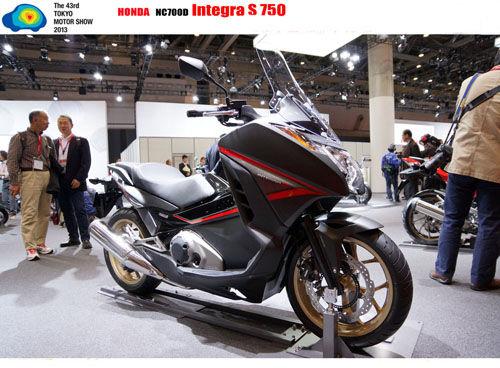 不求快只要舒适Honda2014IntegraS750
