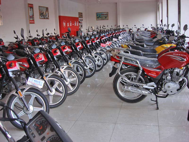 摩托车销售要注意的问题