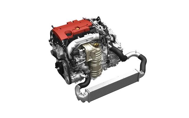四缸发动机后,铃木也于前不久发布了全新的涡轮增压