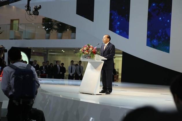 2013广州国际汽车展五羊-本田彪影跃然登场