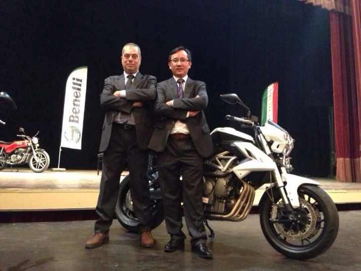 贝纳利BN600R欧洲正式发布