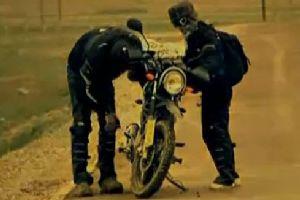 爱是有故事的旅行 一辆摩托车游世界