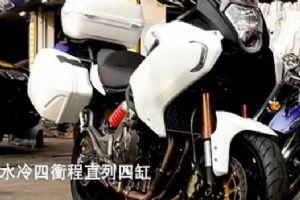 钱江黄龙BJ600GS-A新品赏析