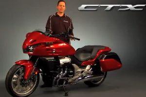2014款本田CTX1300摩托车