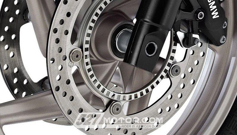 安全驾行神器ABS致BMWMotorradABS25周年