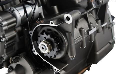如何清除摩托车发动机零件积炭