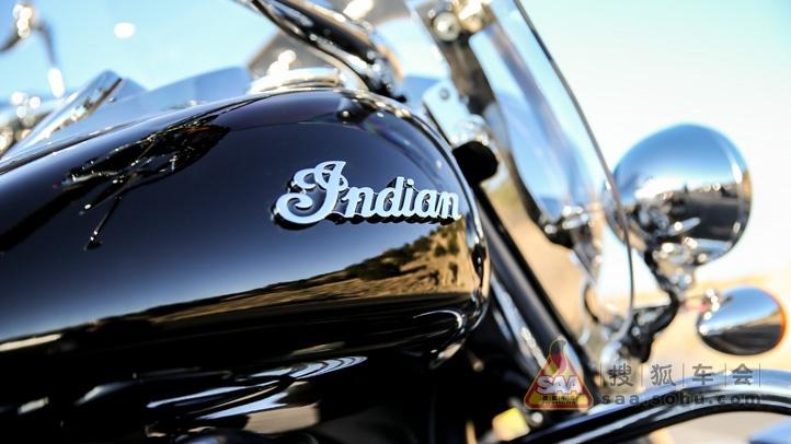 浴火重生贵族印第安摩托车