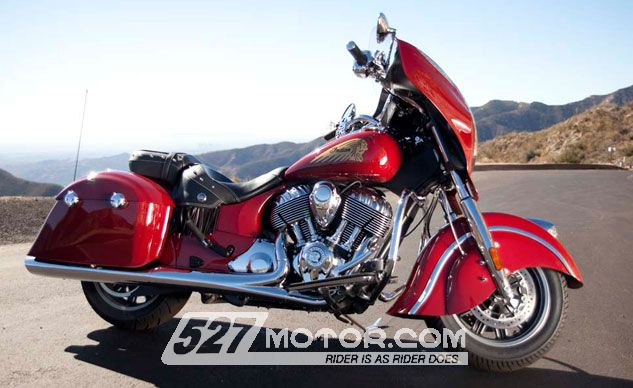 印第安Indian摩托车将进驻印度