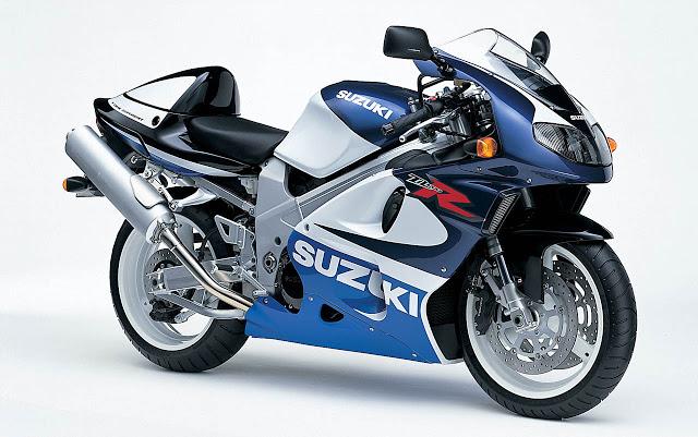来自东瀛的暴力双缸车:SUZUKITL1000R