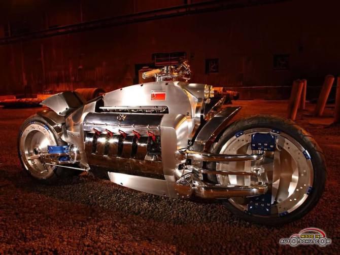 世界上最贵的摩托车――道奇战斧