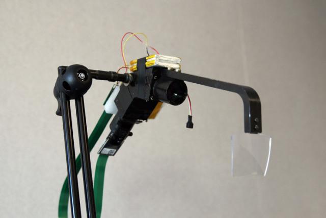 Livemap展示内嵌导航系统的摩托车头盔