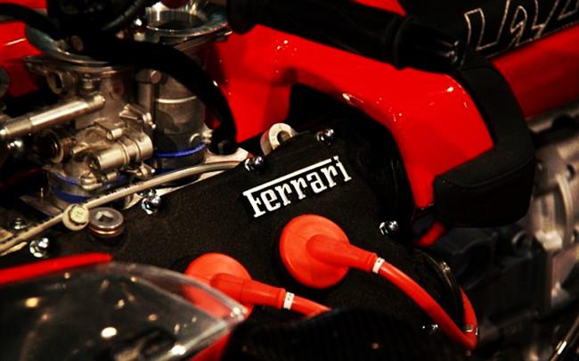 天价摩托车集法拉利宝马于一身售价350万