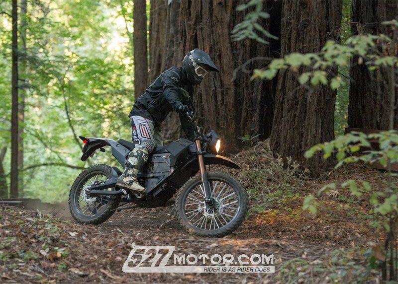 美国Zero电动摩托车召回7款车型