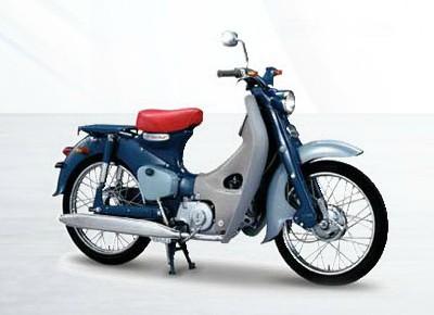 有嘉陵70摩托油箱本田标吗_本田摩托车历史博物馆