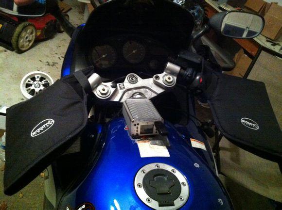 经验分享:冬天骑行以及冬天摩托车的保养知识
