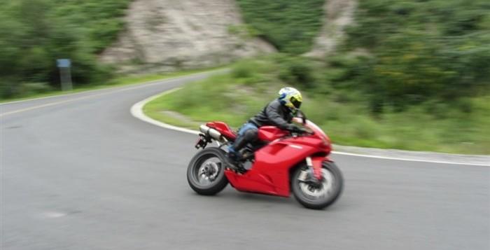 极速传说Ducati1198提车作业