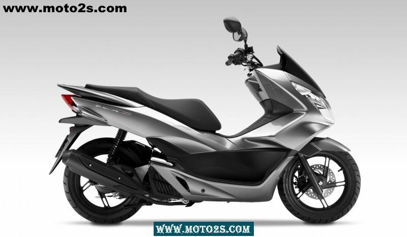 Honda发布2014'PCX125、PCX150欧洲版