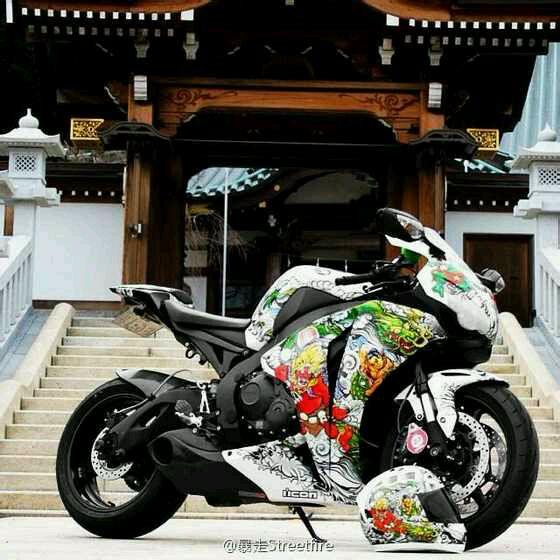 关于骑摩托车的风水禁忌!