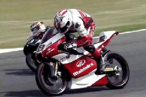 MotoGP 摩托车失控救回锦集