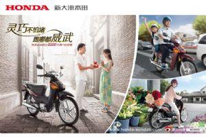 新大洲本田SDH100-43A图解