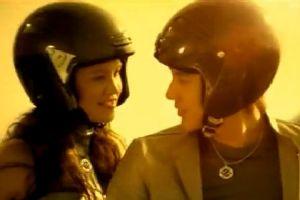 王力宏泰国广告SUZUKI铃木摩托车