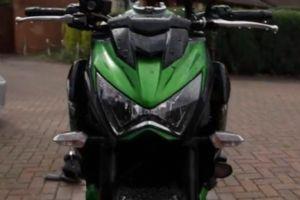 看人家老外是怎样保养摩托车