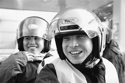 """""""千里铁骑""""再出发!1700多人骑摩托车从福建返乡"""