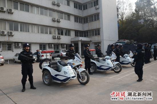 黄石启用嘉陵JH600B-A巡逻确保市民过和祥年